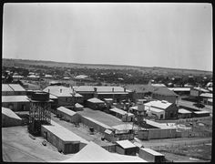 Katanning from the top of the wheat silo, 1917 Wa Gov, Paris Skyline, Opera House, Building, Pictures, Travel, Image, Photos, Viajes
