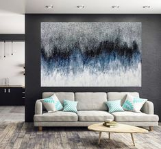 Items similar to Glitter Abstract art Sound wave Painting on Canvas Modern Abstract Wall art Contemporary art Silver Glitter Original Unique art Knife art on Etsy Contemporary Abstract Art, Abstract Wall Art, Abstract Portrait, Portrait Paintings, Painting Abstract, Abstract Paintings, Art Paintings, Glitter Wall Art, Glitter Walls