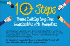 10 ways PR pros can build relationships with reporters | Articles | Home
