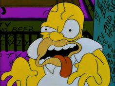"""18 Moments From """"The Simpsons"""" That Will Never Not Be Funny 18 Momente aus """"Die Simpsons"""", die niemals lustig werden TV The Simpsons, Simpsons Funny, Cartoon Icons, Cartoon Memes, Los Simsons, Phineas Et Ferb, Simpsons Frases, Simpsons Characters, Cartoon Profile Pics"""