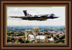 XM607 'Over Lincoln'