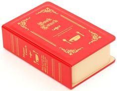 red book lacquer Bento Box lunch box Prime Nakamura - Bentos - Bento Boxes