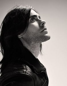 Jared Leto. Such a talented, bright minded man