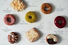 There's a heck of a lot of doughnuts out there. Here's how to make most of 'em.
