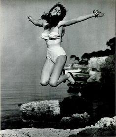 Brigitte Bardot, 1959, Life Magazine