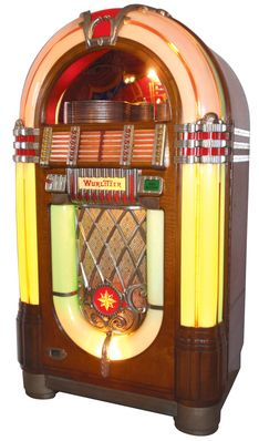 1940 jukebox - Google Search