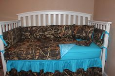 MAX 4 Camo Crib bedding set made with High Quality combed Cotton. Back of blanket is made with soft and cuddly Minky-Dot. THIS IS A MADE TO ORDER ITEM PLEASE ALLOW 5 TO 7 WEEKS FOR DELIVERY, THANK YOU
