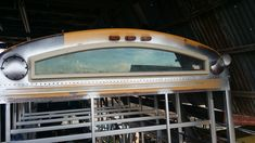 3 foot roof raise in Northern Arizona - Page 5 - School Bus Conversion Resources