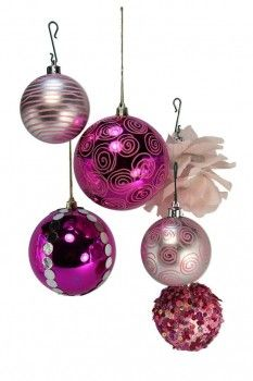 25 DIY Sharpie Crafts - Upcycle old Christmas ornaments with a metallic sharpie