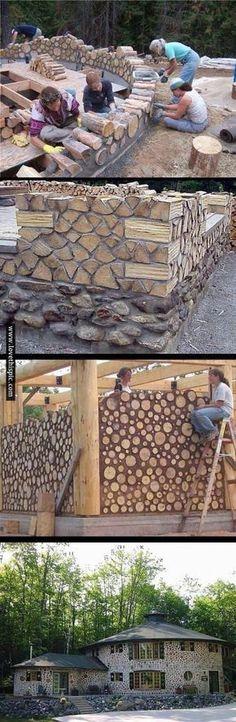Wooden House Design home creative architecture design