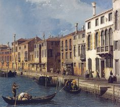 Antonio Canal - Canaletto