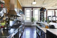 You won't believe the interior of this converted $6.5M school house | Local News - KCCI Home   The sink!