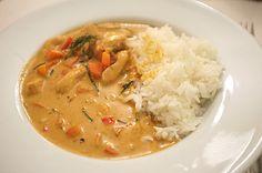 Thai-Erdnuss-Curry   Madame Cuisine