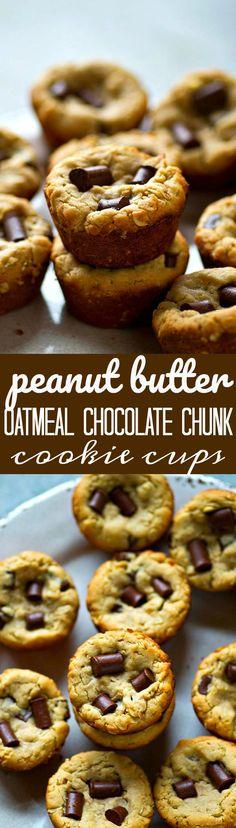 Peanut butter, oatme