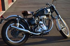 Rare and Exceptional Matchless 1950 G80CS For Sale