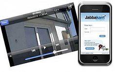 Jabbakam Your Online Security Camera Network.