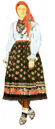 Folk costumes - Page 3 Folk Embroidery, Embroidery Patterns, Folk Costume, Costumes, West Plains, Fashion History, Traditional Dresses, 1 Decembrie, Moldova