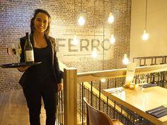 Ferro in Berkel en Rodenrijs is een prima plek voor een vrijmibo of diner. De kaart bestaat uit kleinere gerechten, veel vis, maar ook vlees van de dag.