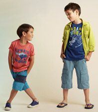 Stylish but cool in Tea Collection. love the outfit because it is stylish and comfortable for the boys #TeaCollection