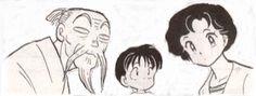 Rumic World Higurashi family