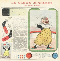 clown jongleur | Flickr - Photo Sharing!