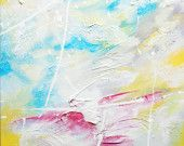 Abstract 18x24 Painting $215 #art #painting