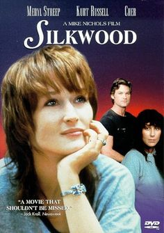 Rent Silkwood starring Meryl Streep and Kurt Russell on DVD and Blu-ray. Get unlimited DVD Movies & TV Shows delivered to your door with no late fees, ever. One month free trial! Mike Nichols, Karen Silkwood, Little Dorrit, Nora Ephron, Nostalgia, Drama, Movies Worth Watching, Cinema, Dvd