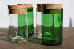 Recycled Bottles - WandelWerkDesign