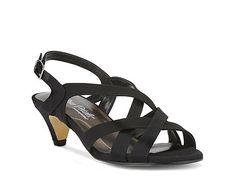 Women Lassie Sandal -Black