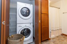 Our apartment homes feature in-unit washers and dryers for your convenience. #1910onWater #Amenities #WI #Apartments #FindYourHome