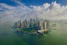 Skyline Manhattan, New York, USA