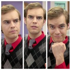 Intern 2 from MyMusic YouTube series :) Jack is such a great actor...I love his character. Fav.