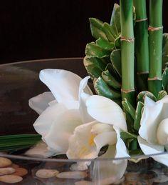 #c2mdesigns #floral #floraldesign #centerpiece #zen #meditation #cymbidium #orchid #event #corporateevent #luckybamboo #simplicity #minimalist #fengshui #designsthatrock #intercontinental #boston Designer: #christinemccaffery Event producer: @c3gather