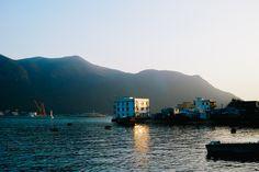 The mood : Tai O at dusk, Lantau island, Hong Kong, China ,  #blue #cat #china #dp2q #dp3m #dusk #hongkong #lantau #merrill #quattro #sigma #stilts #taio #themood