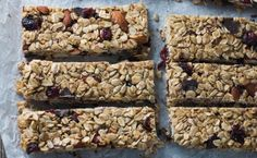 Granola, Cookies, Cookie Bars, Brunch, Low Carb, Gluten, Breakfast, Sweet, Desserts