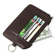 Ruil Casual Genuine leather Money Clips Wallet Q016 Ruil…