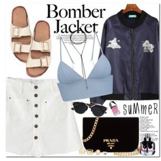Summer Bomber Jackets