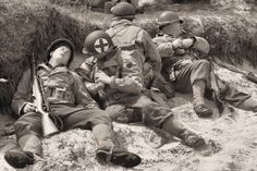 WWII Combat Medics I`m glad they got rid of the target by Vietnam