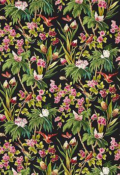 Seychelles Schumacher Fabric