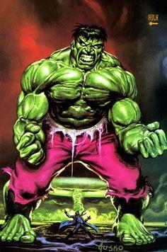 Hulk by Joe Jusko
