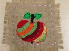 Kuvis ja askartelu - www. Autumn Crafts, Summer Crafts, Art For Kids, Crafts For Kids, Arts And Crafts, Sewing Crafts, Sewing Projects, Middle School Art Projects, Textile Fiber Art