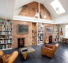 House in Brighton by Richard Dewhurst