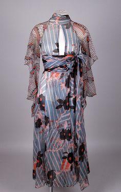 Ossie Clark dress from 1970.