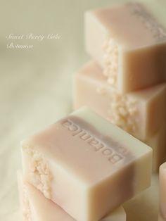 SWEET BERRY CAKE,  Botanica Handmade Soap