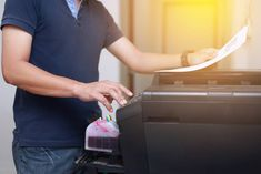 Paperless or less paper? Why businesses need printers Healthy Environment, Ikea Hack, Printers, Office Ideas, Business, Paper, Blog, Desk Ideas, Blogging