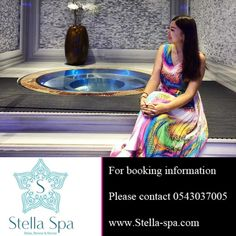 Our VIP Jacuzzi in Five Star Hotel for Gents and For Ladies at Stella Spa in Marina - Dubai near JBR Beach and Marina Mall help relax your muscles and relieves pressure on your joints ☎ 0543037005 Marina Dubai, Jacuzzi Hot Tub, Massage Center, Improve Circulation, Tough Day, Five Star Hotel, Hotels Near, Muscles, Vip