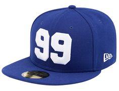 LA Dodgers 99 hyun-jin ryu 59Fifty Fitted Cap by NEW ERA x MLB