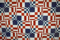 Here is the Placid Curves QOV post-rinse and wash. In my January 3 post , I was worried because one of the fabrics in the quilt proved to . Optical Illusion Quilts, Art Optical, Optical Illusions, Doodle Patterns, Quilt Block Patterns, Farm Quilt, Bargello Quilts, Quilt Of Valor, Patriotic Quilts