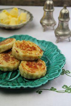 Irish Potato Cakes.... Nessa's Family Kitchen