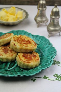 Nessa's Family Kitchen: Irish Potato Cakes